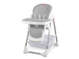 Krmící židlička Linn plus - grey